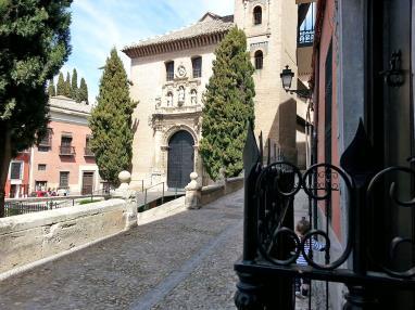 Exterior España Andalucía Granada Apartamentos Valentina Deluxe 3000