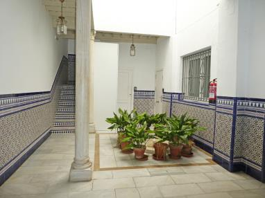 Recepción España Andalucía Granada Apartamentos Valentina Deluxe 3000