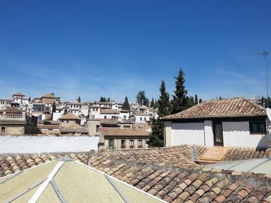 Vistas España Andalucía Granada Apartamentos Valentina Deluxe 3000