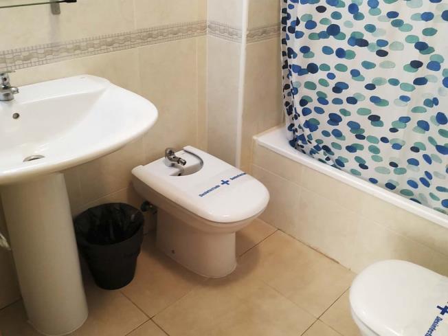 bain Appartements Alcoceber Centro 3000 ALCOSSEBRE