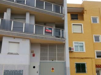 Façade Winte Espagne Costa del Azahar ALCOSSEBRE Appartements Alcoceber Centro 3000