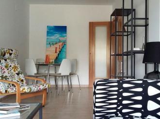 Salón España Costa Azahar Alcoceber Apartamentos Alcoceber Centro 3000