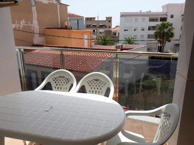 Terraza España Costa Azahar Alcoceber Apartamentos Alcoceber Centro 3000