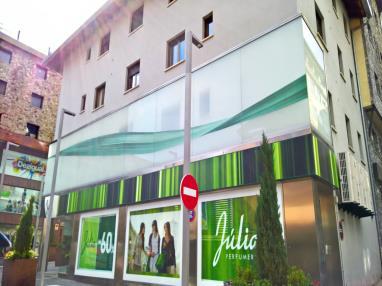 Fachada Verano Andorra Estación Grandvalira Pas de la Casa Apartamentos Pantebre 3000
