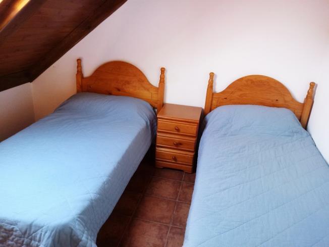 Dormitorio Apartamentos Tramacastilla 3000  y varios Tramacastilla de Tena