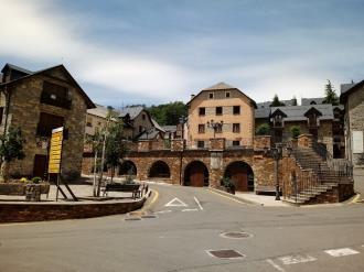 Exterior Espagne Pyrenées Aragonaises TRAMACASTILLA DE TENA Appartements Tramacastilla 3000
