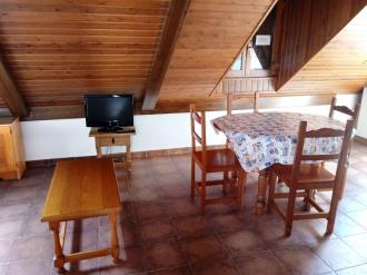 Salón España Pirineo Aragonés Tramacastilla de Tena Apartamentos Tramacastilla 3000  y varios