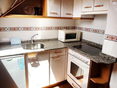 Cocina Apartamentos Tramacastilla 3000  y varios Tramacastilla de Tena