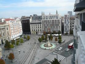 Plaza de España Zaragoza Zaragoza España