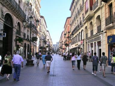 Casco Zaragoza Espagne Saragosse SARAGOSSE
