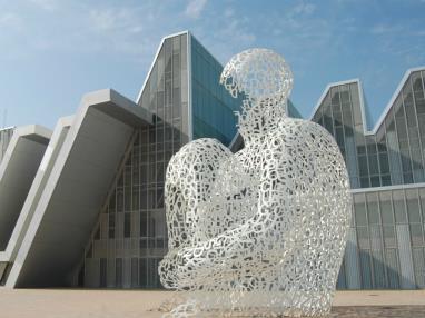 Palacio de Congresos  Espagne Saragosse SARAGOSSE