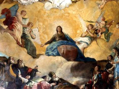 Regina Martyrum en el Pilar Espagne Saragosse SARAGOSSE
