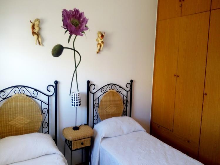 Dormitorio Apartamentos Galicia 3000 Oropesa del mar