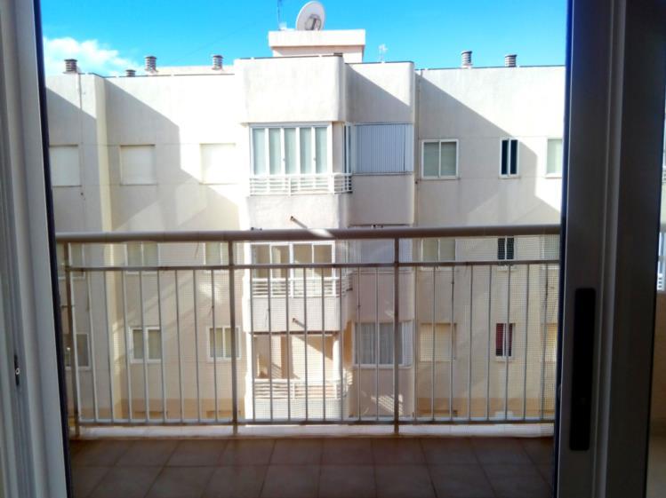 Terraza Apartamentos Galicia 3000 Oropesa del mar