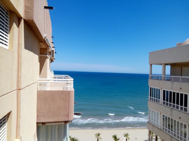 Vistas Apartamentos Galicia 3000 Oropesa del mar