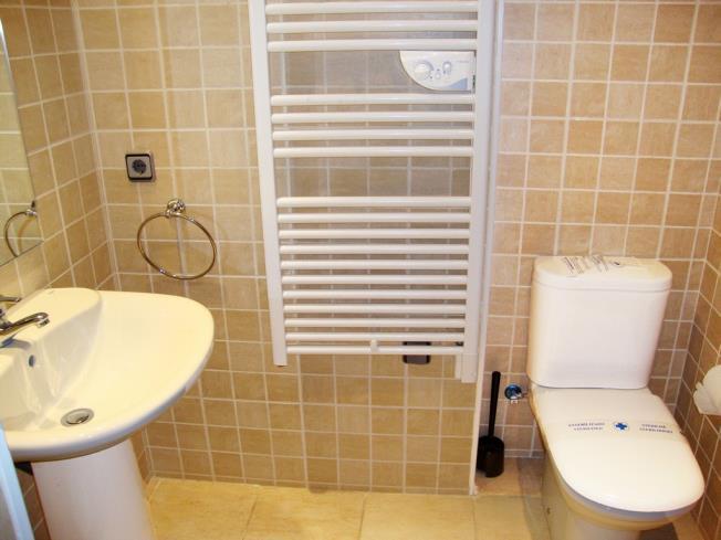 Baño Apartamentos Araco 3000 Pas de la Casa