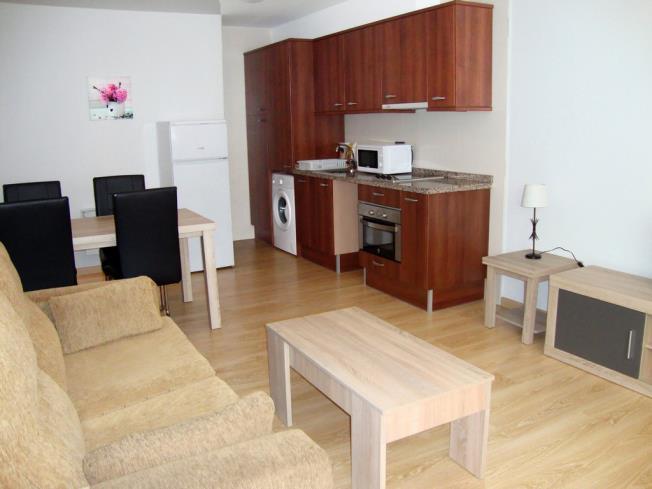 Salón comedor Apartamentos Araco 3000 Pas de la Casa