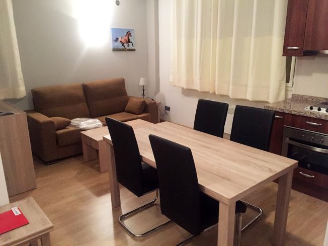 Salón Apartamentos Araco 3000 Pas de la Casa
