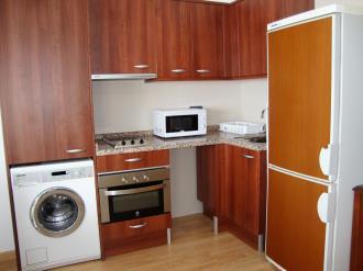 Kitchen Andorre Grandvalira PAS DE LA CASA Appartements Araco 3000