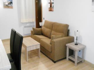 Salón comedor Andorra Estación Grandvalira Pas de la Casa Apartamentos Araco 3000