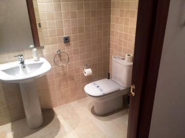Baño Andorra Estación Grandvalira Pas de la Casa Apartamentos Araco 3000