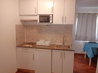 Kitchen Espagne Pyrenées Aragonaises BIESCAS Complejo Bubal Formigal 3000