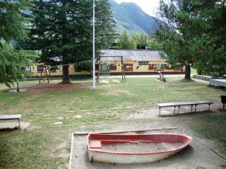 Jardín España Pirineo Aragonés Biescas Complejo Bubal Formigal 3000