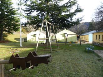 Espagne Pyrenées Aragonaises BIESCAS Complejo Bubal Formigal 3000