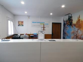 Recepción España Pirineo Aragonés Biescas Complejo Bubal Formigal 3000