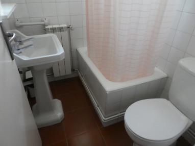 Baño Complejo Bubal Formigal 3000 Biescas