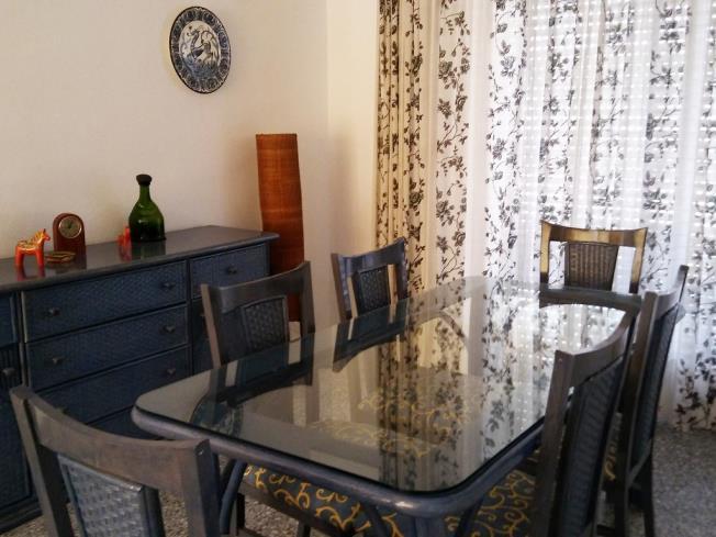 Salón comedor Apartamentos Gandía Primera Línea de Playa 3000 Gandia