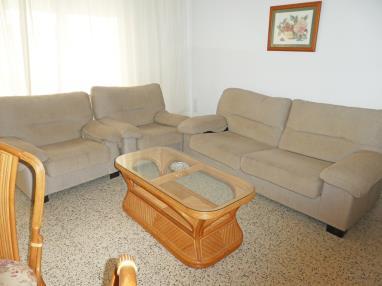 Salón España Costa de Valencia Gandia Apartamentos Gandía Primera Línea de Playa 3000