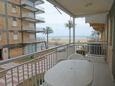 Terraza España Costa de Valencia Gandia Apartamentos Gandía Primera Línea de Playa 3000