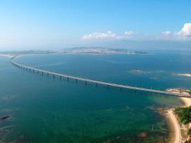 Illa de Arousa, a Galicia - Rías Bajas España