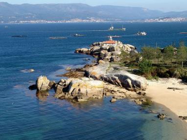 España Galicia - Rías Bajas Illa de Arousa, a