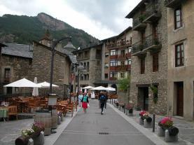 Pueblo de Ordino Arans Estación Vallnord Andorra