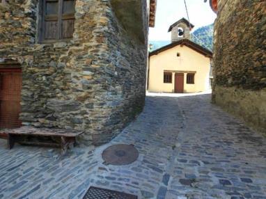 Arans pueblo  Andorre Vallnord ARANS