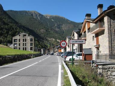 La Cortinada Andorre Vallnord ARANS
