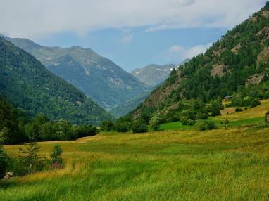 Montañas Andorre Vallnord ARANS