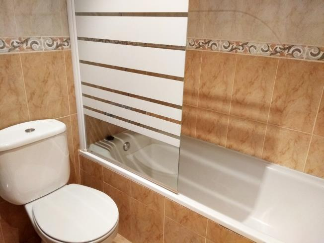 Baño Apartamentos Villanua 3000 Villanua
