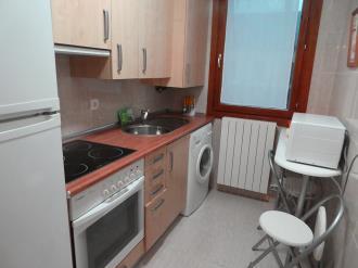 Kitchen Espagne Pyrenées Aragonaises VILLANUA Appartements Villanua 3000