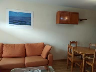 Salón comedor España Pirineo Aragonés Villanua Apartamentos Villanua 3000