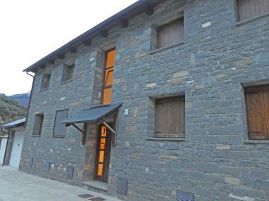 Vistas España Pirineo Aragonés Villanua Apartamentos Villanua 3000