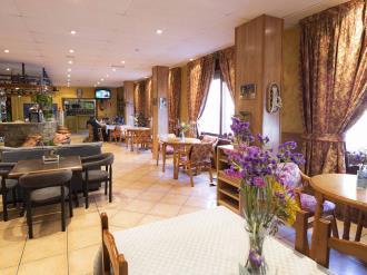 Café Andorre Vallnord ARANS Hotel Antic 3000