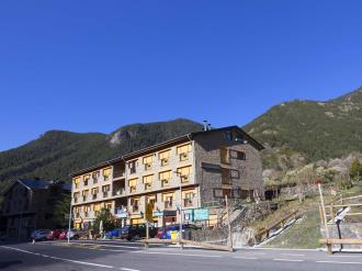 Exterior Andorre Vallnord ARANS Hotel Antic 3000