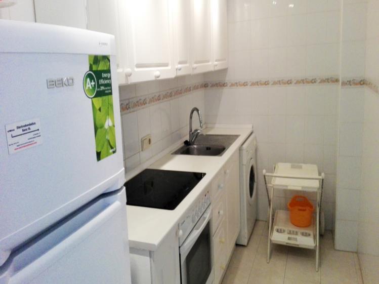 Kitchen Appartements Cala Montero 3000-Cala Gonzalez 3000 ALCOSSEBRE