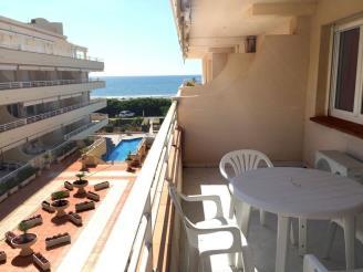 Terraza España Costa Azahar Alcoceber Apartamentos Cala Montero 3000-Cala Gonzalez 3000