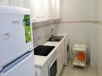 Kitchen Espagne Costa del Azahar ALCOSSEBRE Appartements Cala Montero 3000-Cala Gonzalez 3000