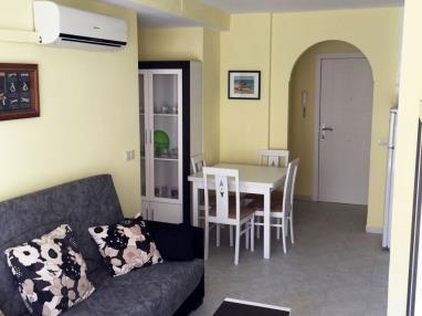 Salón comedor España Costa Azahar Alcoceber Apartamentos Cala Montero 3000-Cala Gonzalez 3000