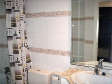 Baño España Costa Azahar Alcoceber Apartamentos Cala Montero 3000-Cala Gonzalez 3000